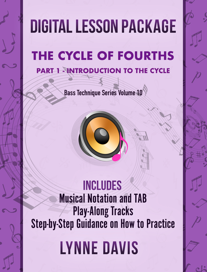 Intro to the Cycle of Fourths for Bass Guitar