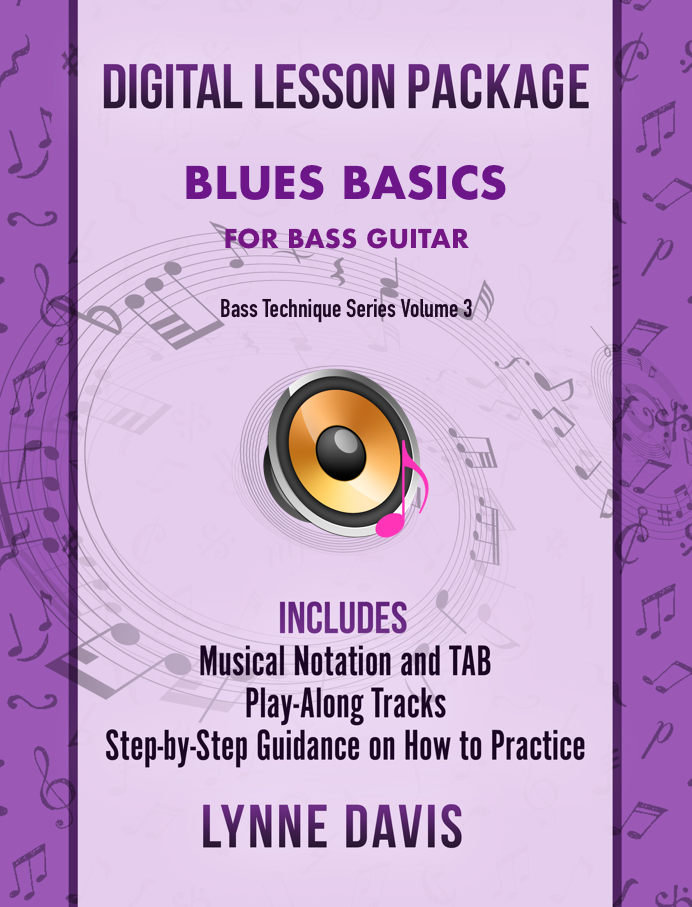 Blues Basics for Bass Guitar