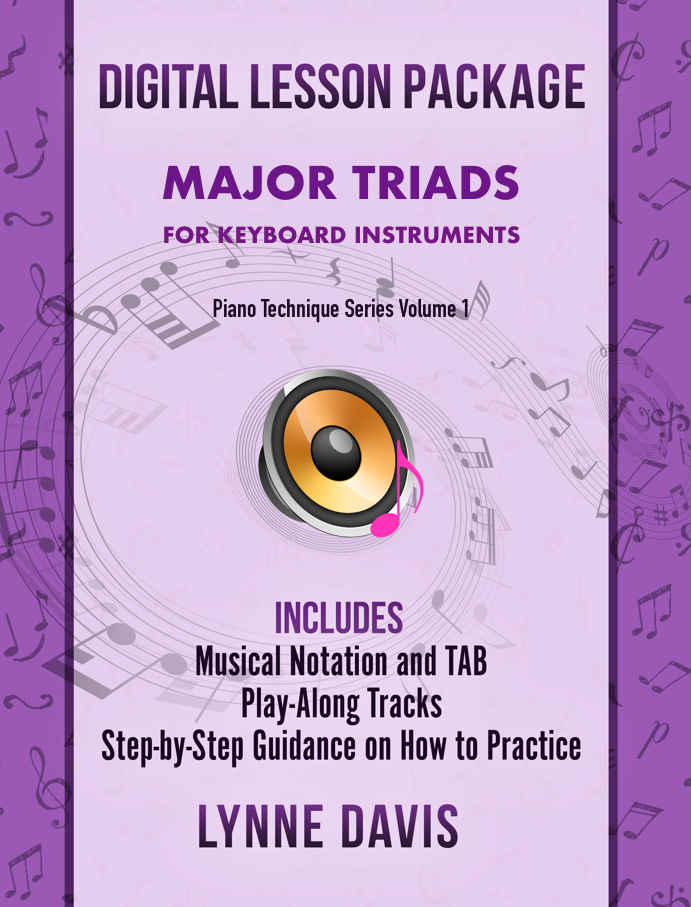 Major Triads for Keyboard Instruments