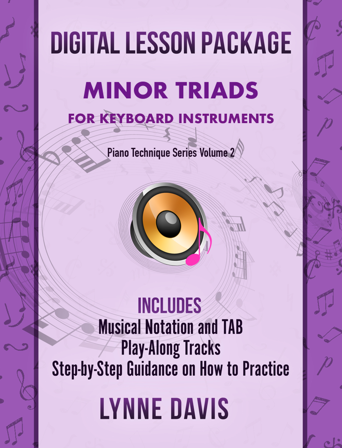 Minor Triads for Keyboard Instruments