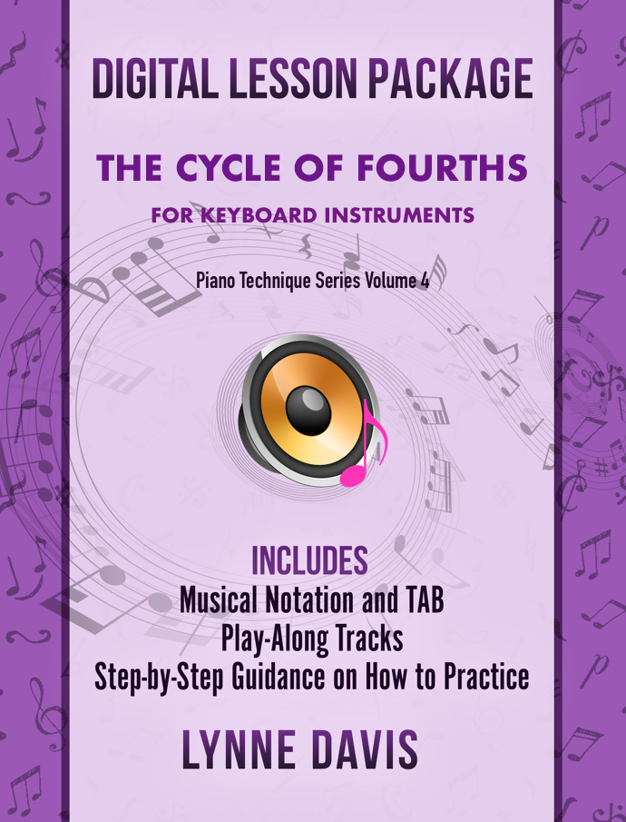 Cycle of Fourths for Keyboard Instruments